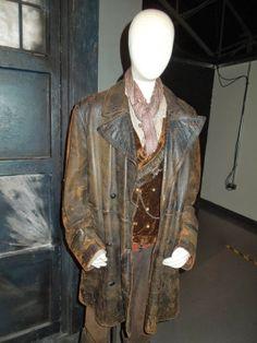 war doctors costume worn by John Hurt