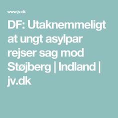 DF: Utaknemmeligt at ungt asylpar rejser sag mod Støjberg | Indland | jv.dk