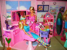 Barbie Salon & Boutique | Flickr - Photo Sharing!