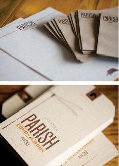 Designspiration — Parish Food & Goods on the Behance Network