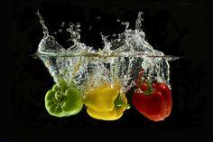 Deep Splash by Dave Ovenden, via 500px