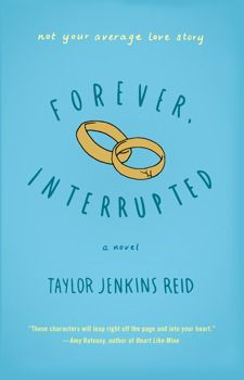 FOREVER, INTERRUPTED is a must read. Epic love vs. intense loss. Who wins?