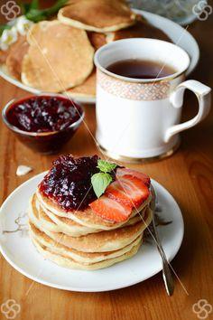 Pancakes on @studentstock