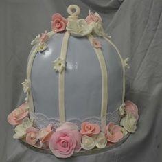 The Cake Artists - Bird Cage Cake