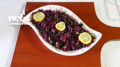 Turşu Tadında Mor Lahana Salatası (10 Dakikada) Recipes, Rezepte, Ripped Recipes, Recipe, Recipies, Medical Prescription, Cooking Recipes