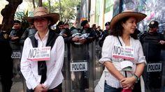 Material audiovisual muestra los días de Resistencia Civil Pacífica (+li...