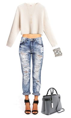 """""""Untitled #334"""" by mercedes-designs on Polyvore featuring Chloé, Sara Designs and Michael Kors"""