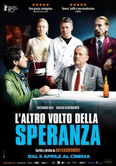 L'altro volto della speranza, scheda del film di Aki Kaurismäki, leggi la trama e la recensione, guarda il trailer, trova cinema Roma Milano tutta Italia