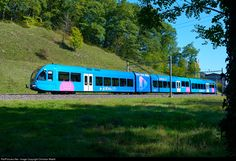 526 801 Thurbo RABe 526 at Bülach, Switzerland by Christian Waelti Rabe, Switzerland, Christian