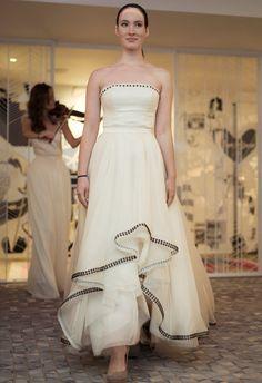 Della Giovanna Fall 2014 Wedding Dresses