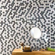 mosaque cuma noir et blanc 31 x 286 cm