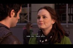 3x22 season finale episode one of the best blair quote
