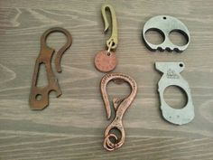FS: Hooks and knucks. Mah, Scout Leather, Corter and more.