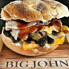 @bigjohn12602 out did himself with this monster Sammy topped with the one and only Patriot Sauce. Thanks Big John.  We donate portions of every sale to First Responder and Military Organizations. Thank you for spicing it up for those who serve with www.code3spices.com  No Msg - No Gluten - No High Fructose Corn Syrup - Only 3 Grams Of Sugar - - Order Right Now At www.code3spices.com and Take Advantage Of Our Discount Code INSTAGRAM15 And SAVE 15%   All Purpose Rescue Rub Sweet & Zesty 5-0…