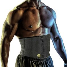 d21ebcab7a SEXYWG Men Waist Trainer Running Vest Hot Shaper Waist Neoprene Tummy Belly  Band Slimming Belt Body Modeling Strap Waist Support Review