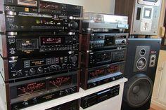 Vintage audio Sony Hi Fi Stereo