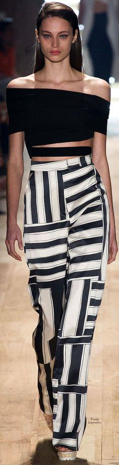 Animale SS2016 | Purely Inspiration http://www.style.com/fashion-shows/sao-paulo-spring-2015/animale