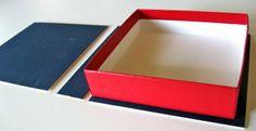 how to make a book box