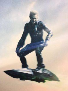 """Una imagen aparecida en Twitter ha desvelado el aspecto que tendrá el Duende Verde en """"The Amazing Spider-Man 2: El poder de Electro"""" de Marc Webb. Se trata de Harry Osborn (Dane DeHaan) y no de su padre, Norman Osborn (Chris Cooper). El jueves tendremos el primer trailer de la película."""