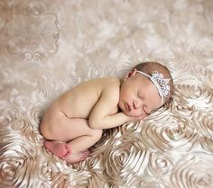 Baby Princess Headbands! 20 Sparkly & Glamorous Picks For Your Baby Girl.