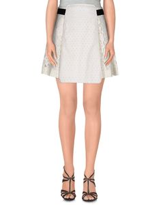 Msgm Knee Length Skirt - Women Msgm Knee Length Skirts online on YOOX United States - 35273986US