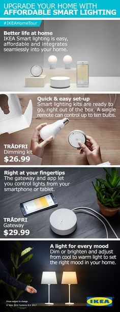 Upgrade your home wi