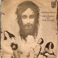 Muro do Classic Rock: Novos Baianos - Discografia.