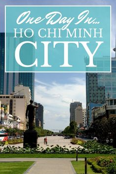 Ho Chi Minh City or 'Saigon' is a hustling bustling city in southern Vietnam. Famous for having some of the craziest traffic in the world, the city is an urban jungle pulsing with life 24 hours a day 365 days of the year.