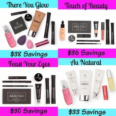 Get these collections before they retire at the end of September 2016! #younique…