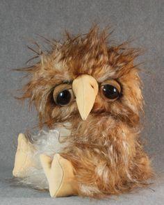 Owl, Chatham Village Bears and Fine Art Dolls