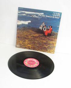 Ocean  Put Your Hand in the Hand   Vinyl LP by SandyLeesAttic, $11.95