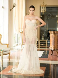 rochie eleganta eveniment Strapless Dress Formal, Formal Dresses, Wedding Dresses, The Selection, Projects, Fashion, Bride Gowns, Log Projects, Wedding Gowns