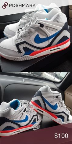 the latest e04c5 594c4 Nike Air Tech Challenge 2s Nike Air Tech Challenge size 12 asking for 100  Nike  Shoes Sneakers