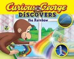 A new series for the younger set is all about discovery, adventure and having fun with learning as George explores science facts in books that include real photos, experiments, activities and more!
