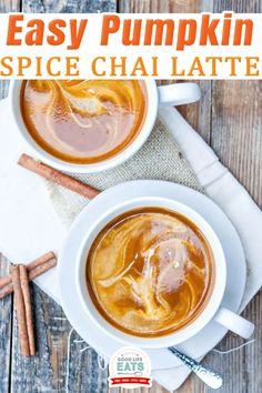 This easy Pumpkin Spice Chai Latte, featuring real pumpkin, can be whipped up in just a few minutes for you to enjoy and warm up with this fall. This easy Pumpkin Spice Chai Latte, featuring real pumpkin, can be whipped up in just a few minutes for you to enjoy and warm up with this fall.   @goodlifeeats #chailatteathome #pumpkinspicechailatte #easypumpkinspicecoffee #chailatte #fallcoffee #falldrinks #fallbreakfast #thanksgivingcoffee Healthy Thanksgiving Recipes, Fall Recipes, Holiday Recipes, Drink Recipes, Pumpkin Spice Chai Latte Recipe, Fall Breakfast, Spiced Coffee, Dessert Drinks, Summer Drinks