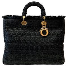 Classy Work Outfits, Black Braids, Braided Leather, Lady Dior, Lambskin Leather, Black Suede, Christian Dior, Purses And Bags, Dust Bag