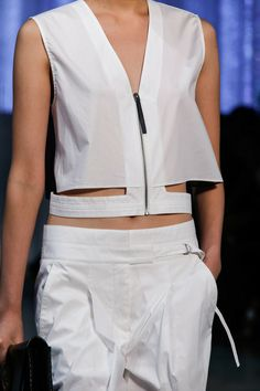 Helmut Lang Spring 2014 Ready-to-Wear Collection Slideshow on Style.com