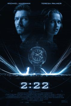 Michiel Huisman and Teresa Palmer in 2:22 (2017)