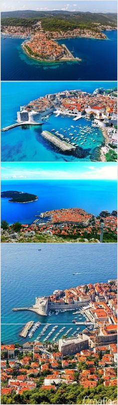 This is whereabouts dan and I will stay in Croatia!  Eekkkk
