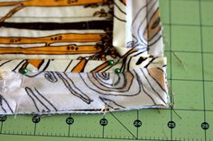 How to Sew with Bias Tape corners too