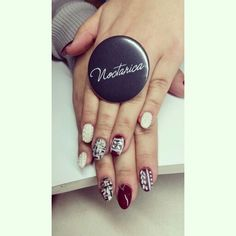 #Knitted#nails#Noctarica