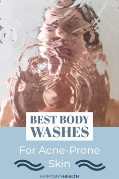 "Looking to combat ""bacne?"" Try these #acne treating washes for the body."