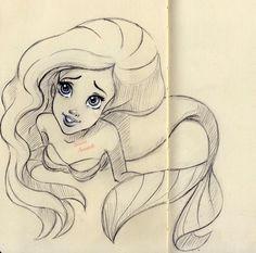 Ariel by SerenaAmabile.deviantart.com on @deviantART
