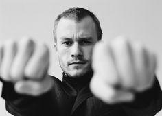 Diário de Heath Ledger em Documentário - Especiais - Máxima.pt
