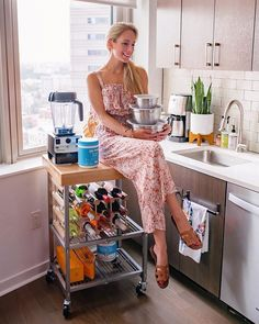 Amazon must haves Kitchen Cart, Apartment Therapy, Amazon, Home Decor, Style, Swag, Amazons, Riding Habit, Stylus