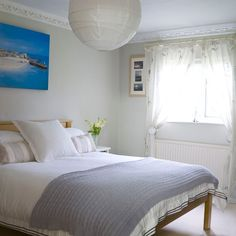 Plain, Simple, Beautiful Bedroom    Calm and serene bedroom
