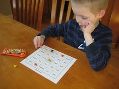 Relentlessly Fun, Deceptively Educational: Sight Word Bingo