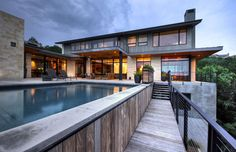 Beautiful Hill Country Residence in Austin