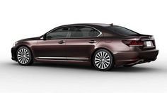 I love the new Lexus LS460L but at 120,000 for a starting price, I think it will never be mine