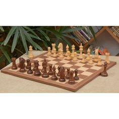 Schachspiel: Zaum-Serie Schachfiguren aus Sheeshamholz und Buchsbaumholz (König 103 mm) mit furniertem Schachbrett aus Nussbaumholz und Ahornholz aus Indien >> http://www.chessbazaar.de/schachspiel/kostengunstige-schachspiele/schachspiel-zaum-serie-schachfiguren-aus-sheeshamholz-und-buchsbaumholz-konig-103-mm-mit-furniertem-schachbrett-aus-nussbaumholz-und-ahornholz-aus-indien.html